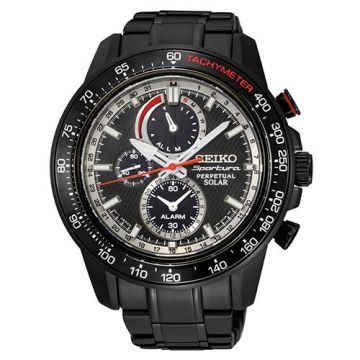 Seiko Sportura Solar Men's Watch