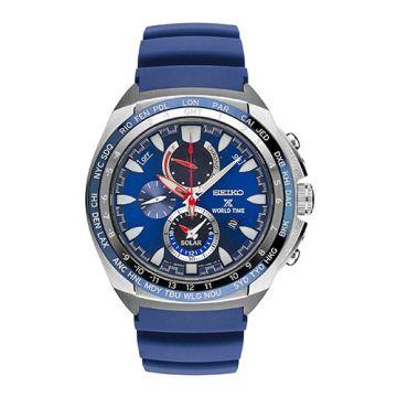 Seiko Propex Solar World Time Men's Watch