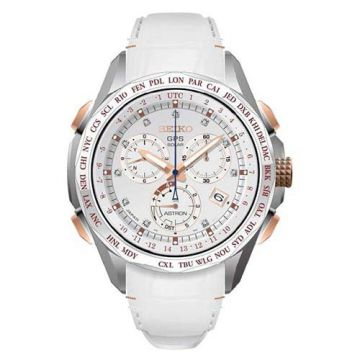 Seiko Astron Gps Solar Chronograph Women's Watch
