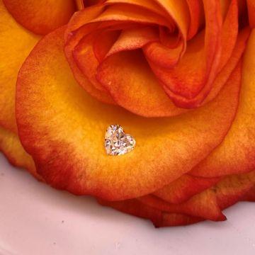 Heart Shaped Diamond